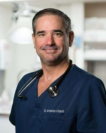 Armando Villamil, DVM, PhD, DACVIM